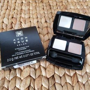 Avon True Color eyeshadow duo healthy glow new